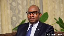 DRC-Premierminister Jean-Michel Sama Lukunde