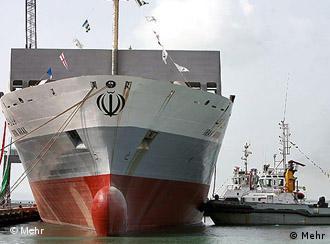 خطوط کشتیرانی جمهوری اسلامی هدف تحریمهای آمریکا هستند