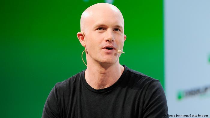 USA | Coinbase CEO Brian Armstrong