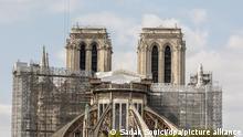 Frankreich, Paris | Notre-Dame Kathedrale