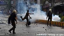Weltspiegel 13.04.2021 | Pakistan Lahore | Ausschreitungen Anhänger TLP