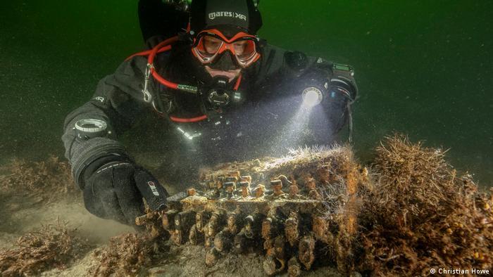 Unterwasser-Archäologie | Dr. Florian Huber