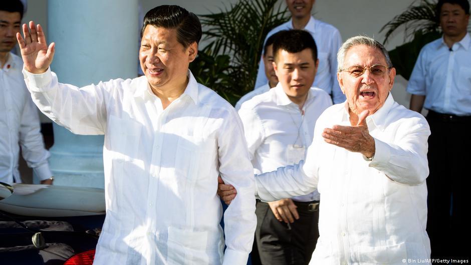 Kuba 2014 | Xi Jinping, Präsident China & Raúl Castro, Präsident