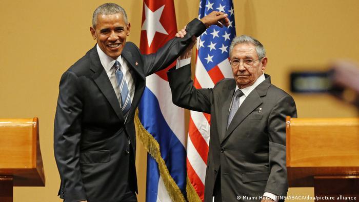 Obama i Kastro, 2016.