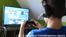 Themenbild - Computerspielen, PC, PC Gaming, Zocken, Controller, Gaming