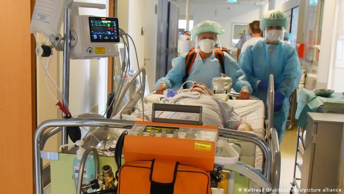 Coronavirus en Alemania.