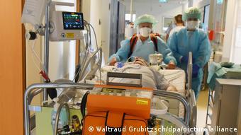 В немецкой больнице