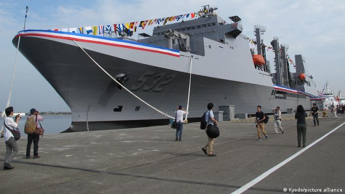 Taiwan   Panshih-class Schiff