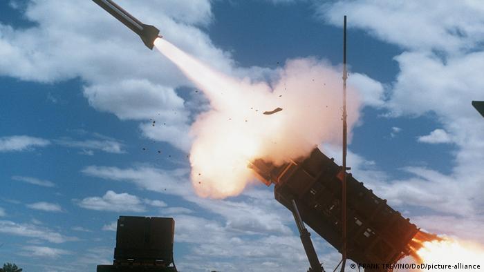 MIM-104 Patriot Raketensystem