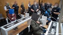 Group S members stand trial in Stuttgart