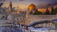 Israel, Jerusalem | Tempelberg