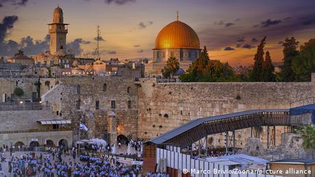 Israel, Ierusalim | Muntele Templului