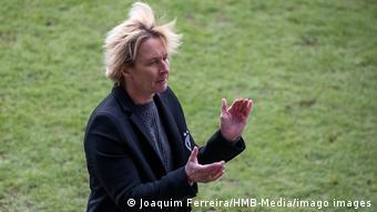 Frauenfußball Deutschland - Norwegen