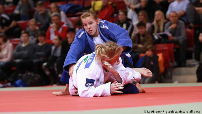 Deutschland | Judo: Marie Branser