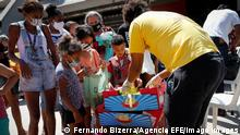 Brasilien Hungersnot Spenden