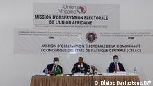 Tschad | Wahlbeobachtungskommission | Evariste Mabi Mulumba