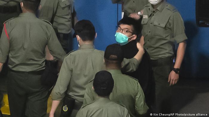 Hongkong Joshua Wong