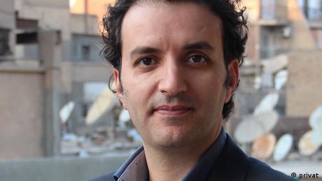 DW Akademie Khalid El Kaoutit
