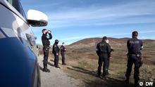DW Dokumentation Zwischen der EU-Grenzen | Frontex Albanien