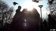 DW Dokumentation Zwischen der EU-Grenzen | Migranten in Belgrad