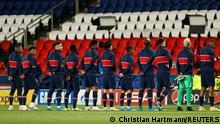 Champions League - Viertelfinale Rückspiel - Paris St. Germain gegen Bayern München