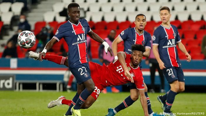 باريس سان جيرمان تأهل لنصف نهائي دوري أبطال أوروبا على حساب بايرن ميونخ