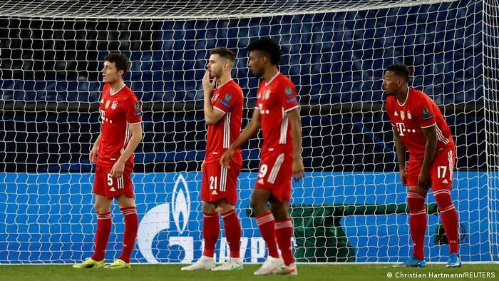 Champions League - Paris St Germain v Bayern München