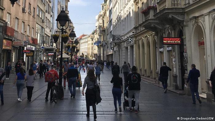 Beograd, 12. april 2021.