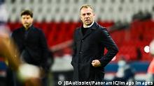 Hans Dieter Flick - entraineur Bayern de Munich FOOTBALL : PSG vs Bayern de Munich - 1/4 finale - ligue des Champions - 13/04/2021 JBAutissier/Panoramic PUBLICATIONxNOTxINxFRAxITAxBEL