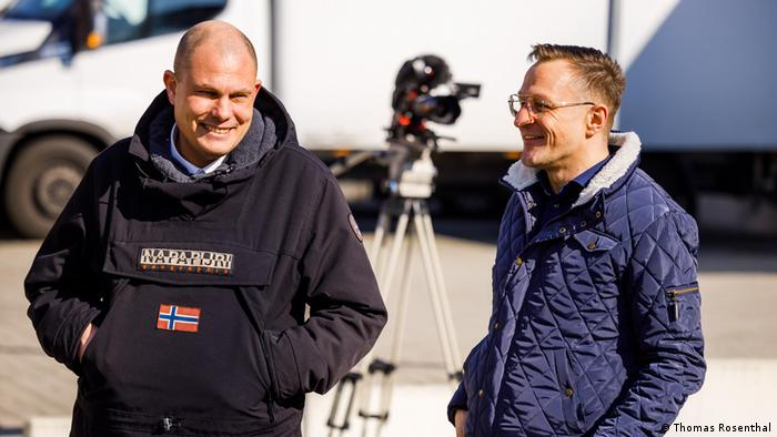 Michael Lind (pictured left)