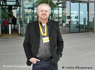 Dulcídio Braz Jr. em Bonn: mídia social e educação