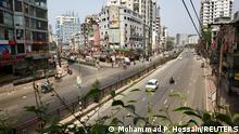 Coronavirus Bangladesch Dhaka | Lockdown