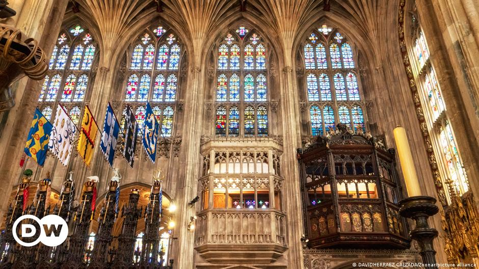St. George's Chapel, Prince Philip's final resting place
