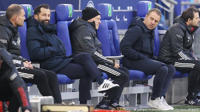 Gelsenkirchen, Deutschland | Bundesliga - FC Schalke 04 gegen FC Bayern München