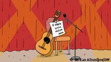 DW-Karikatur von Serkan Altuniğne