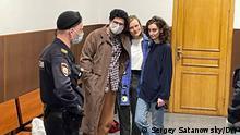 Russland | Zeitschrift DOXA | Festnahmen