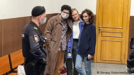 Russland   Zeitschrift DOXA   Festnahmen