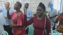 Tansania | Kirche für Taube in Dar Es Salaam