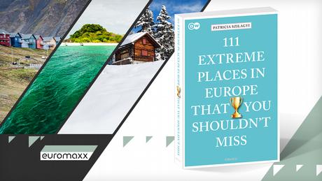 DW Euromaxx Zuschaueraktion abgelegene Orte Buch englisch