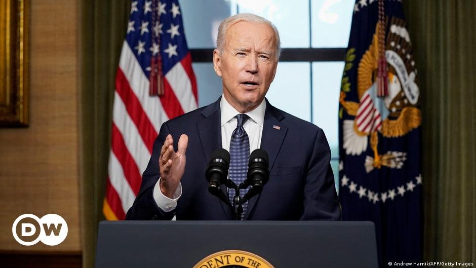 Biden slams US gun violence ′epidemic′ after Indiana shooting