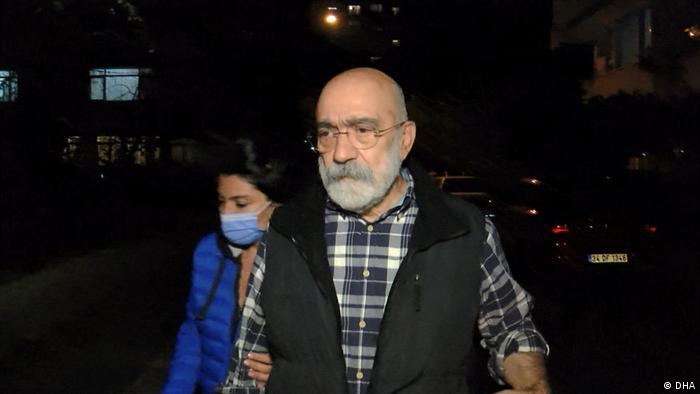 Türkei | Ahmet Altan | Schriftsteller und Journalist