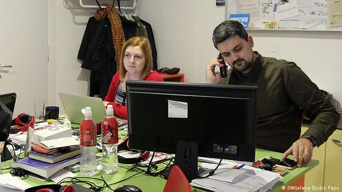 Južne vesti, Jelena Canić Milanović i Aleksandar Stankov