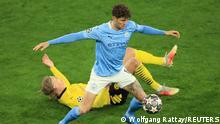 Champions League I Borussia Dortmund v Manchester City