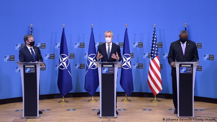 NATO-Abzug aus Afghanistan beginnt am 1. Mai