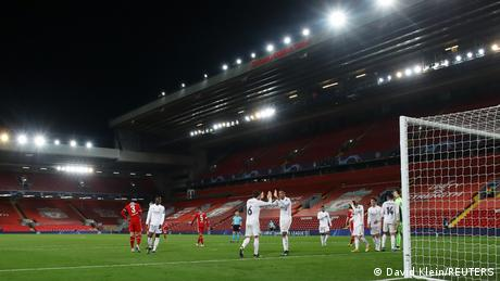Champions League I Liverpool v Real Madrid