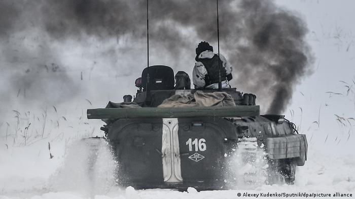 تصویر از آرشیف: واسطه جنگی «امبیپی-۲» روسیه