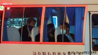 China John Kerry besucht Shanghai