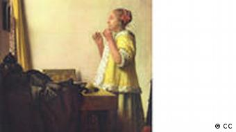 Vermeer's The Woman with the Pearl Necklace
