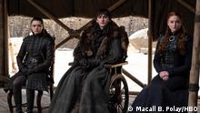Game of Thrones - Bran Arya und Sansa Stark