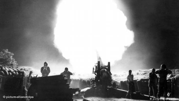 Flash-Galerie Korea Krieg 1950 1953 (picture-alliance/dpa)